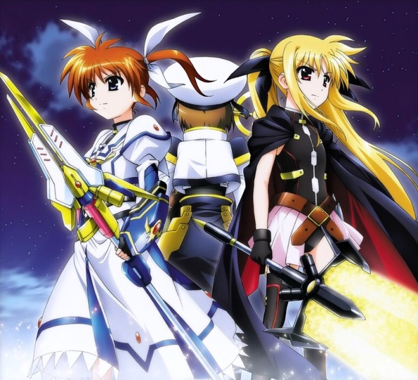 Magical Girl Lyrical Nanoha The Movie 2nd - 04